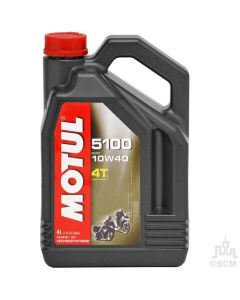 (EVERYDAY SPECIAL) - MOTUL 5100 4T 10W40 4L MOTOR OIL SPECIAL PRICE