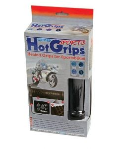"""OXFORD HOTGRIPS HEATED GRIPS - SPORTS (suit 22mm (7/8"""") Bars)"""