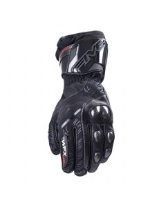 (CLEARANCE) Five WFX Max Leather Gloves - Black