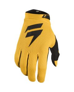 (CLEARANCE) 2018 SHIFT WHIT3 LABEL MX AIR GLOVE - YELLOW
