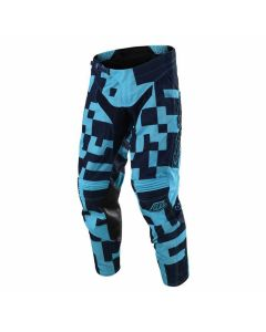 (CLEARANCE) TROY LEE DESIGNS 2018 GP MAZE YOUTH PANTS NAVY
