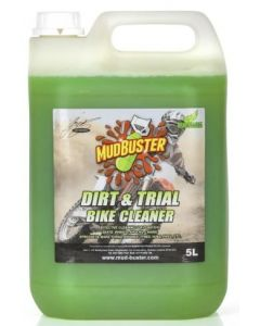 Mud Buster Dirt and Trail Cleaner 5L