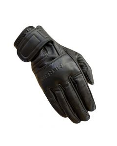 MERLIN Motorcycle Gloves Stretton Leather Blk