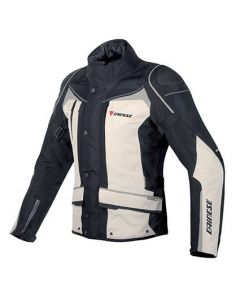 (CLEARANCE) DAINESE Motorcycle jacket - D-BLIZZARD D-DRY  PEYOTE/BLACK/BRINDLE