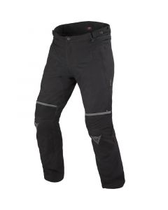 (CLEARANCE) DAINESE Lady Leather Motorcycle Pants -  STOCKHOLM D-DRY NERO