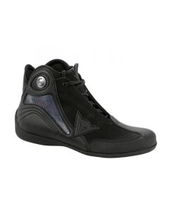 (CLEARANCE) DAINESE Motorcycle Boots - SCARPA SHORT SHIFT NERO/NERO