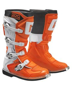 GAERNE GX-1 ORG/WHT  - Off Road Motorcycle Boot