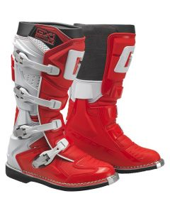 GAERNE GX-1 RED/WHT  - Off Road Motorcycle Boot