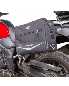 MOTODRY ZXS-2 SADDLE BAGS SQUARE LINE 42 LITRES