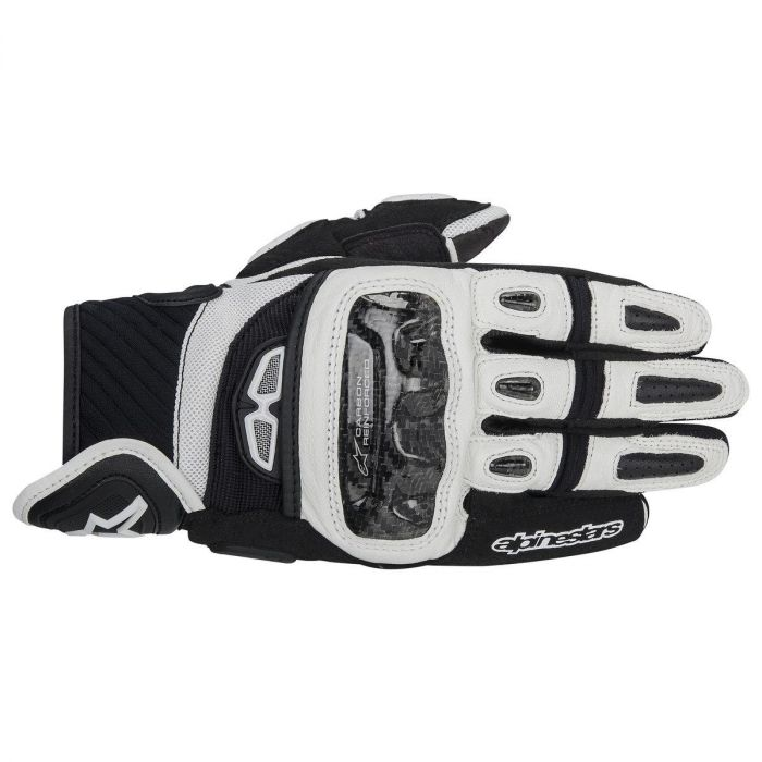 Fly Racing Leather Rumble Perforated Gloves Mens Womens Boys Girls Riding