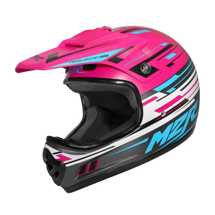 Storm Grey//One Size Bell SX-1 Visor Off-Road Motorcycle Helmet Accessories
