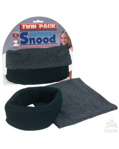 OXFORD SNOOD 3 PACK