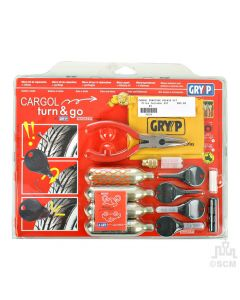 CARGOL PUNCTURE REPAIR KIT