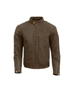 Merlin Jacket Stockton Brown