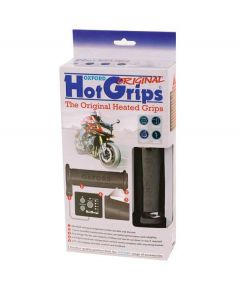 "OXFORD HOTGRIPS HEATED GRIPS - TOURING (suit 22mm (7/8"") Bars)"