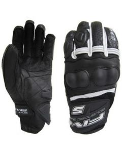 (CLEARANCE) Five X Rider Gloves - Black / White