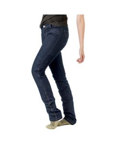 (CLEARANCE) Draggin Twista Ladies Jeans - Dark Blue