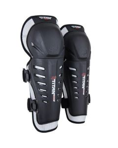 FOX 2018 TITAN RACE YOUTH KNEE/SHIN GUARDS
