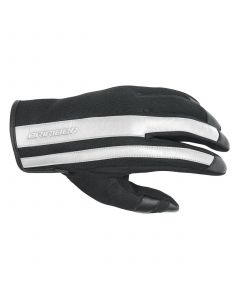 (CLEARANCE) DRIRIDER URBAN GLOVES - BLACK/WHITE