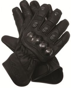 (CLEARANCE) RST Ventek Waterproof Leather Gloves - Black