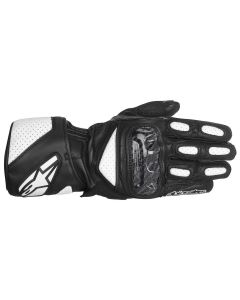 (CLEARANCE) ALPINESTARS SP2 SPORT GLOVE - BLACK/WHITE