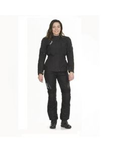 (CLEARANCE) RST Brooklyn Ladies Waterproof Textile Pants - Black