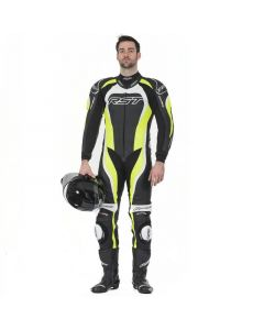 (CLEARANCE) RST TRACTECH EVO II ONE-PIECE SUIT - FLOURO GREEN