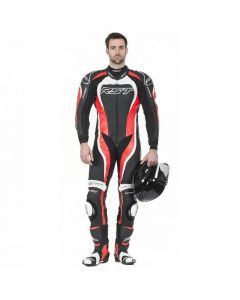 (CLEARANCE) RST TRACTECH EVO II ONE-PIECE SUIT - FLOURO RED