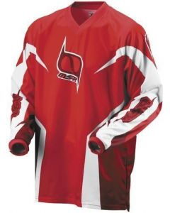 (CLEARANCE MSR) - MSR M9 Axxis Men's MX Jersey - Red