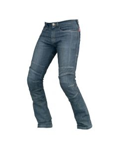 (CLEARANCE) DriRider Ladies Rapid Jeans - Blue