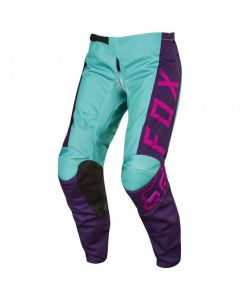 (CLEARANCE) FOX 2017 KIDS 180 PANTS - PURPLE / PINK