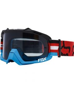 (CLEARANCE) FOX 2017 AIR DEFENCE SECA GOGGLES - RED