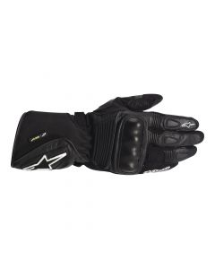 (CLEARANCE) ALPINESTARS GTS GORETEX GLOVES - BLACK