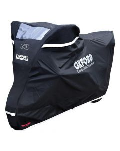 OXFORD STORMEX OUTDOOR WATERPROOF MOTORCYCLE COVER (SIZE LARGE)