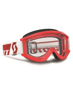 (CLEARANCE) SCOTT RECOIL Xi GOGGLE - RED