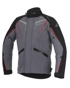 (CLEARANCE) Alpinestars Yokohama Drystar Grey/Red Jacket