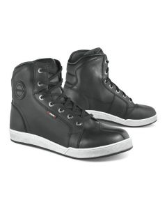 Dririder IRide 3 Leather Boots - Black