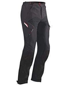 (CLEARANCE) Ixon Crosstour Textile Pants - Black