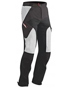 (CLEARANCE) Ixon Crosstour Textile Pants - Black/Grey