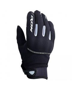 (CLEARANCE) Ixon RS Lift Ladies HP Gloves - Black/White/Silver
