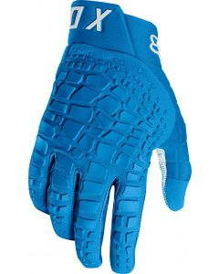 (CLEARANCE) FOX 2018 360 GRAV GLOVES - BLUE