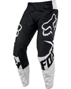 (CLEARANCE) FOX 2018 180 RACE YOUTH PANTS - BLACK