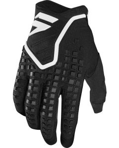 (CLEARANCE) 2018 SHIFT 3LACK LABEL MX PRO GLOVE - BLACK