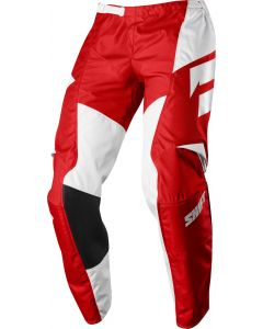 (CLEARANCE) 2018 SHIFT WHIT3 LABEL NINETY SEVEN MX PANTS - RED