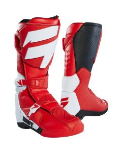 2018 SHIFT WHIT3 MX BOOT - RED