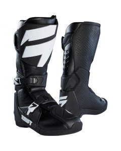2018 SHIFT WHIT3 MX BOOT - BLACK