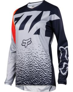 (CLEARANCE) FOX 2018 WOMEN'S 180 JERSEY - GREY/ORANGE