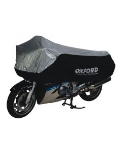 OXFORD UMBRATEX HALF BIKE COVER - LG