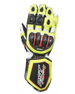 (CLEARANCE) RST TRACTECH EVO-R RACE GLOVE FLURO GREEN