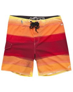 (CLEARANCE) Alpinestars Flow Boardshorts - Orange (SC)